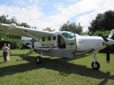 Fly-in Gorilla Safari